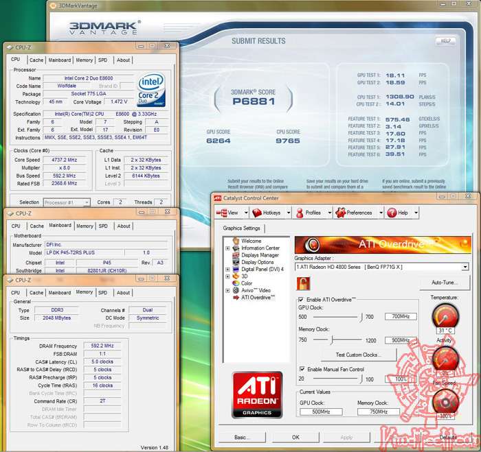 4830 592 3dmarkvantage 03 First Touch !!!   PowerColor Radeon HD4830 512MB GDDR3 ที่นี่ ที่แรก...